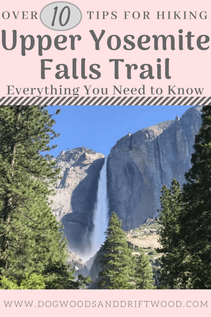 Over 10 Tips for Hiking Upper Yosemite Falls Trail_ Everything You Need to Know