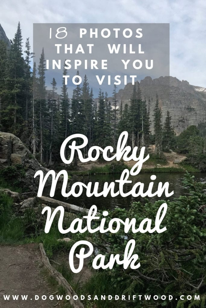 18 Photos that will inspire you to add Rocky Mountain National Park to your travel bucket list! #rockymountains #nationalpark