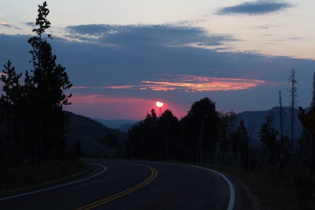 2 days rocky mountain national park