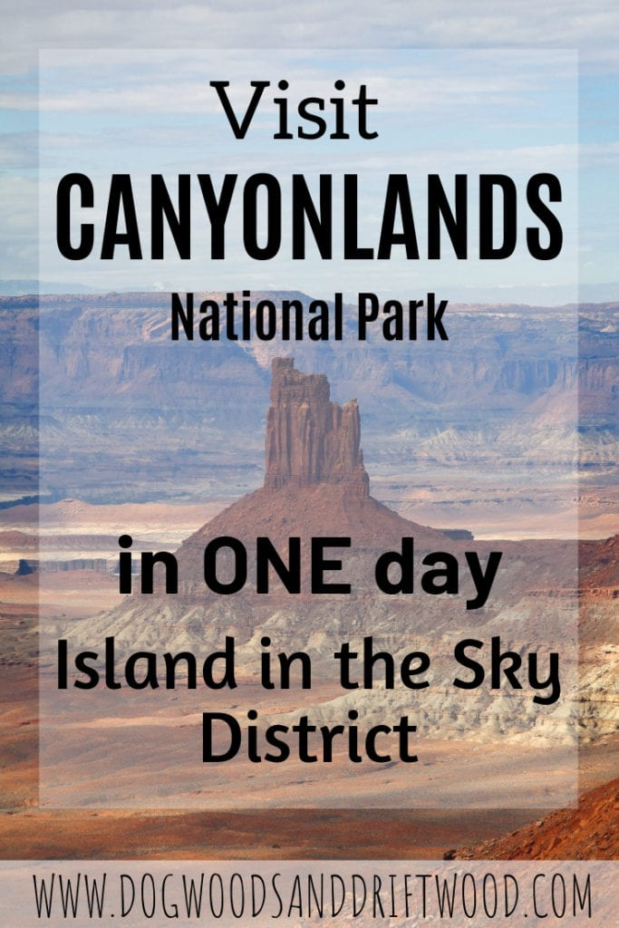 VIsit Canyonlands National Park, Island in the Sky District