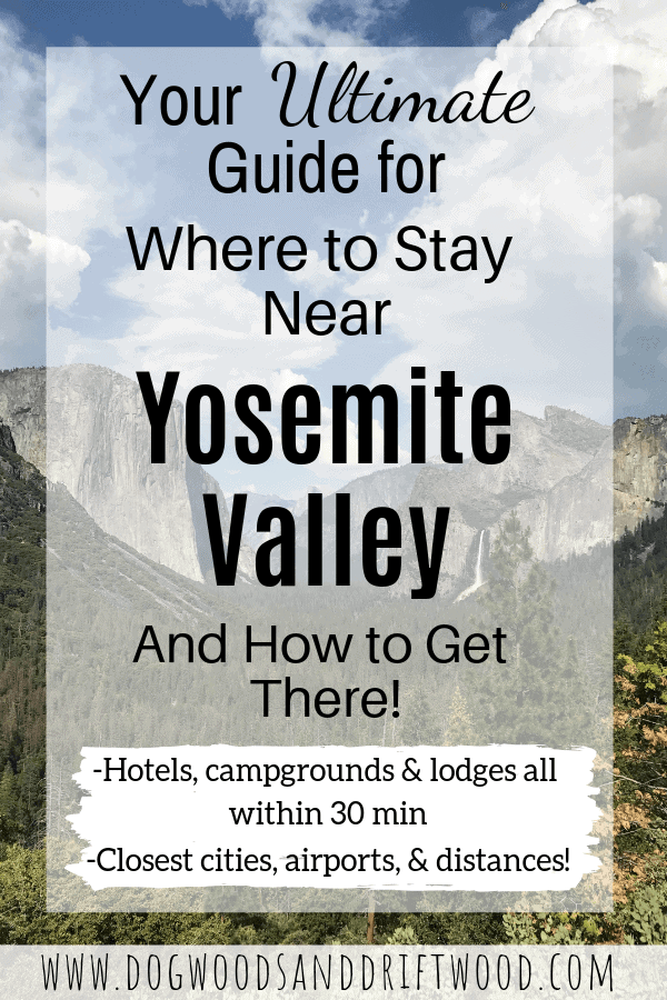 Where to Stay Near Yosemite Valley in Yosemite National Park