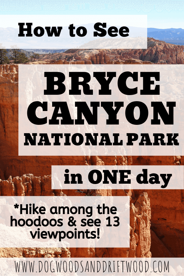 How to See Bryce Canyon in One Day