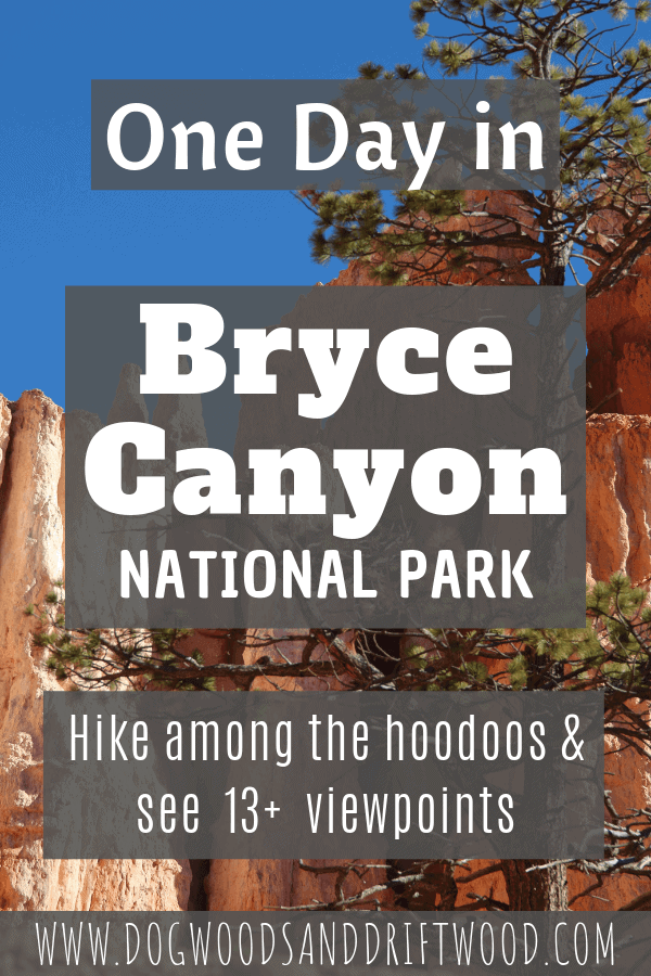How to Spend One Day in Bryce Canyon