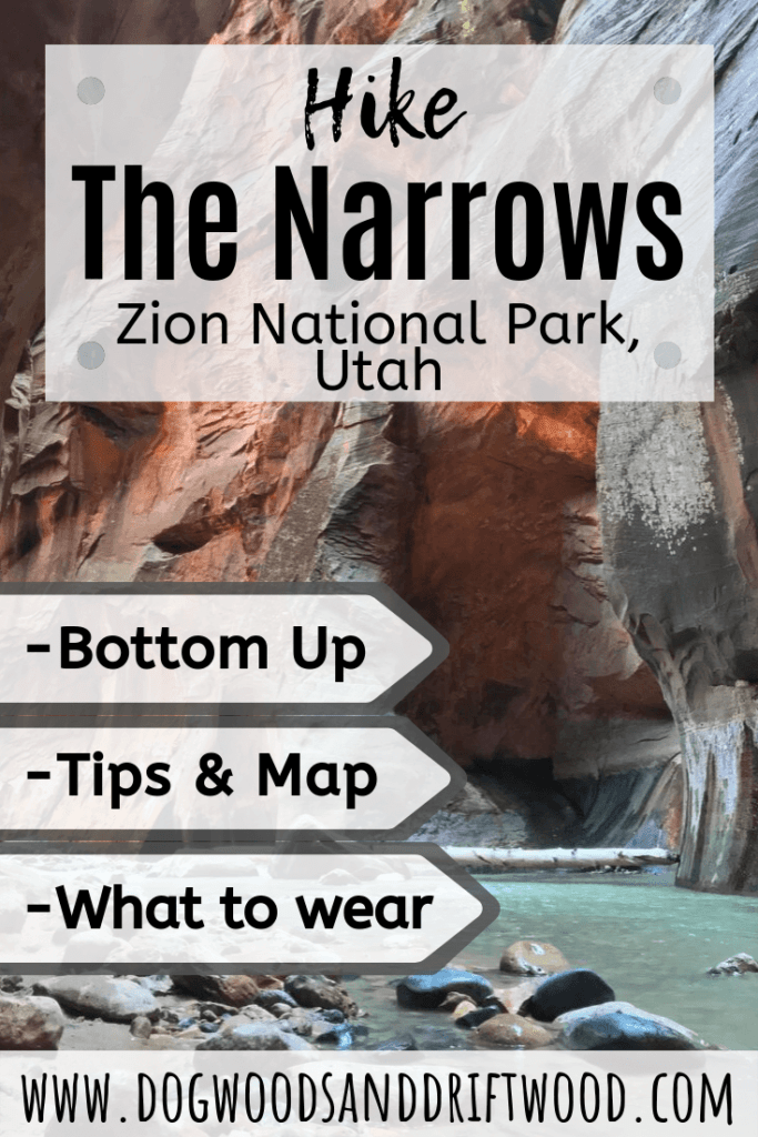 hike the naorrows
