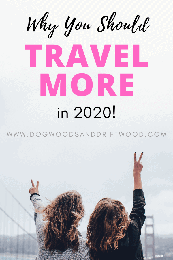 travel more in 2020